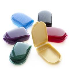 Ортодонтичні коробочки пластик.